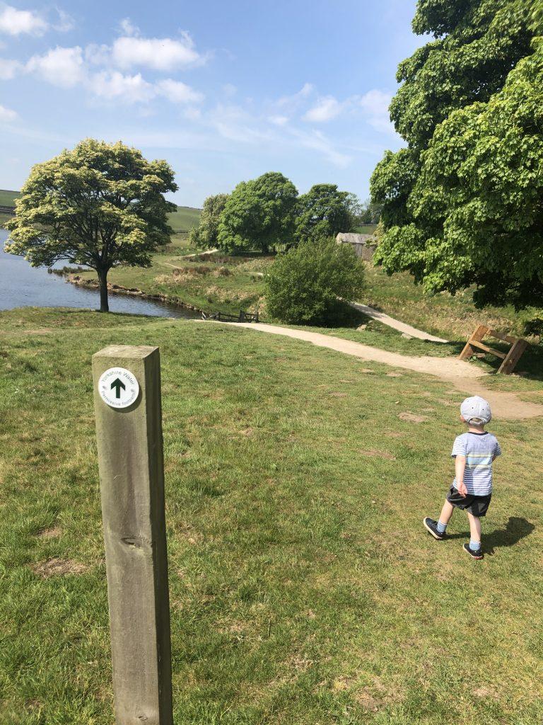 embsay reservoir walk