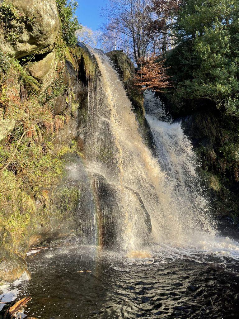 Posforth Gill Falls aka Valley of Desolation
