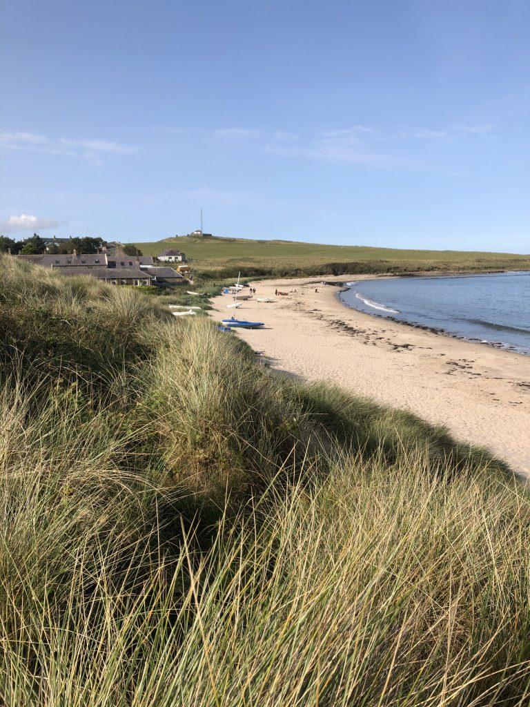 low newton small beach