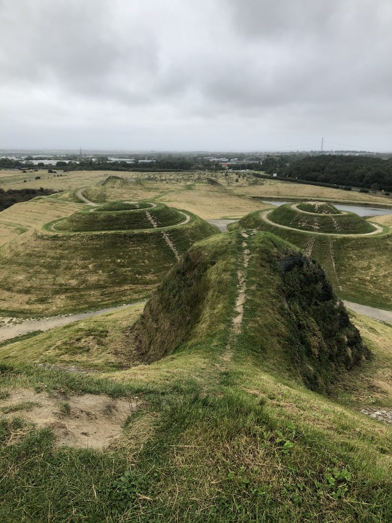 northumberlandia - the lady of the north