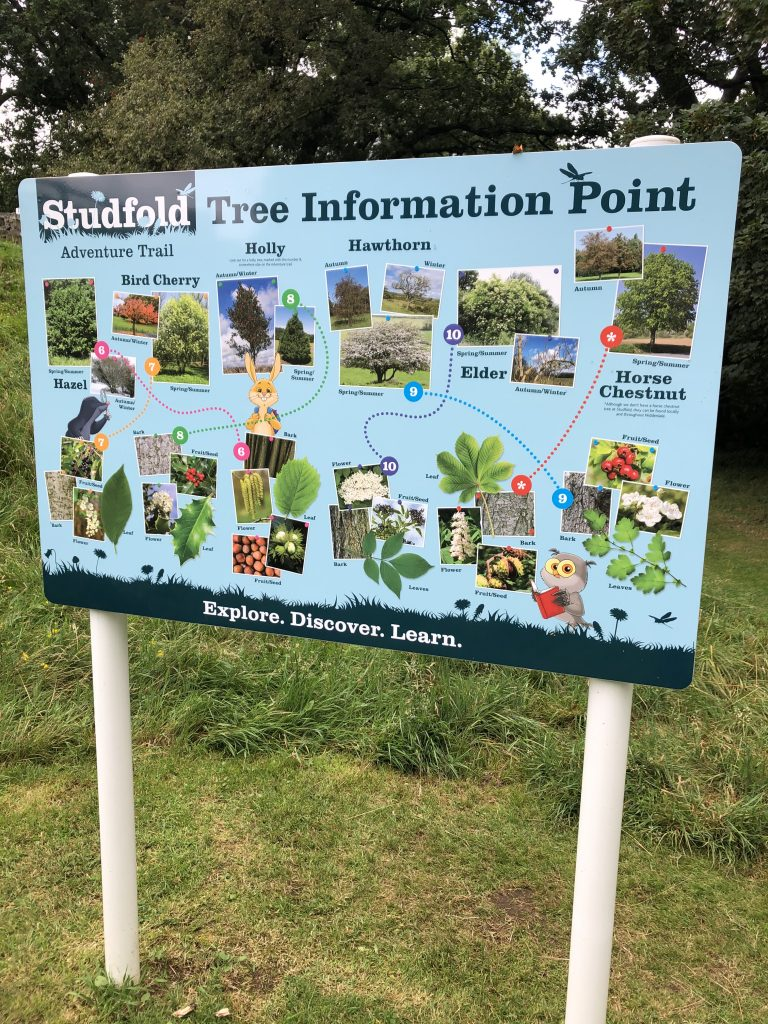 information boards