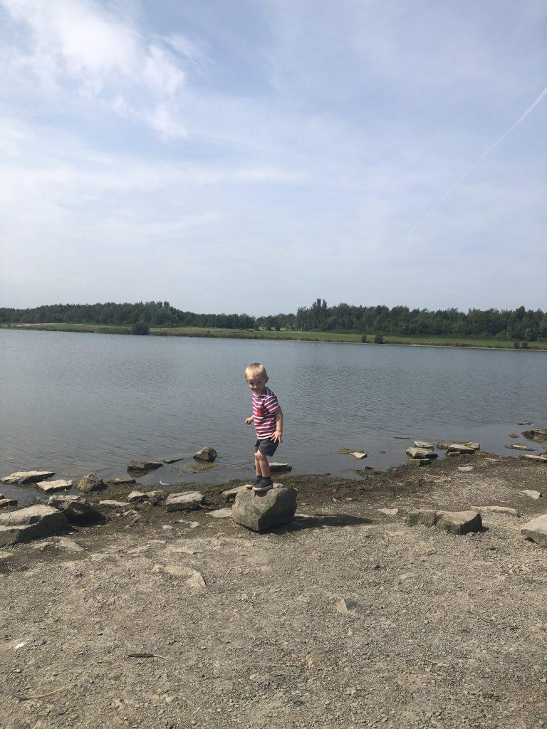 lake at anglers park