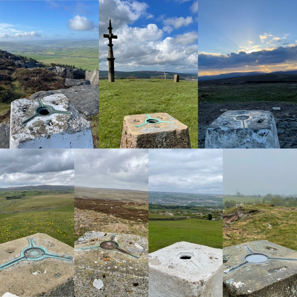 trig point challenge selection
