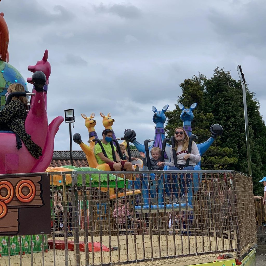 rides at lightwater valley