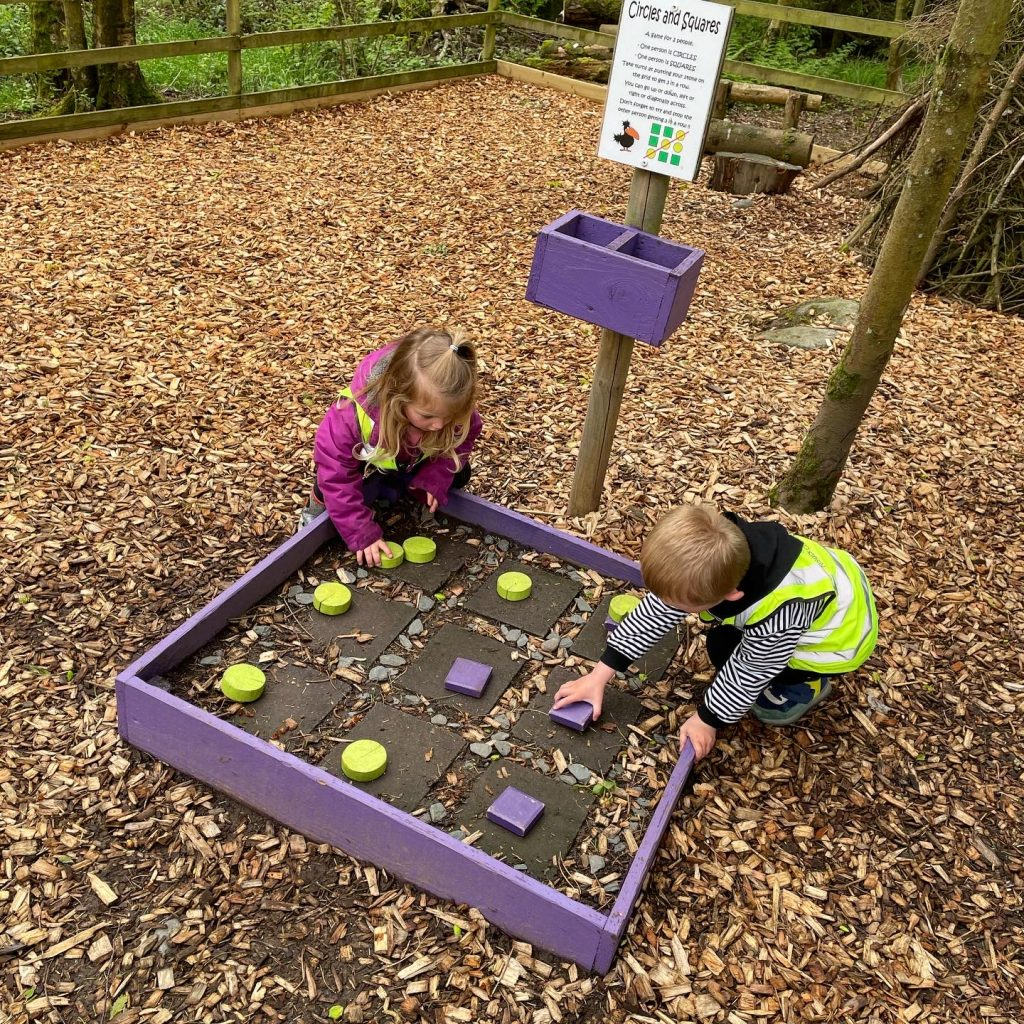 games at rookery woods