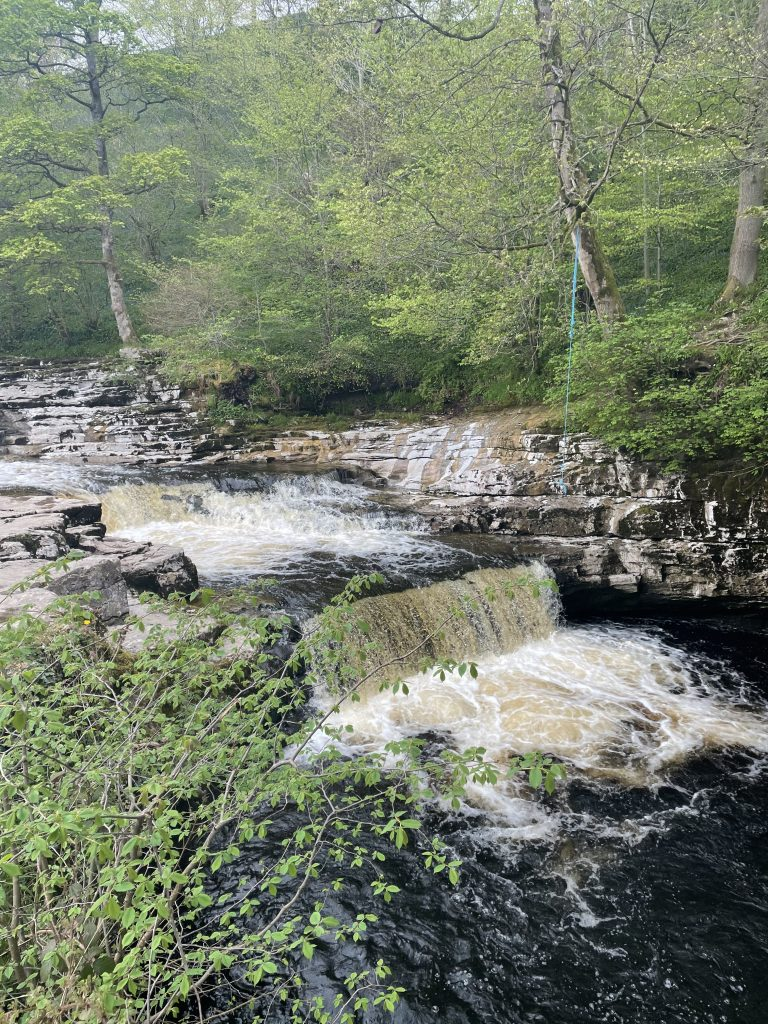 stainforth force, highlights of settle