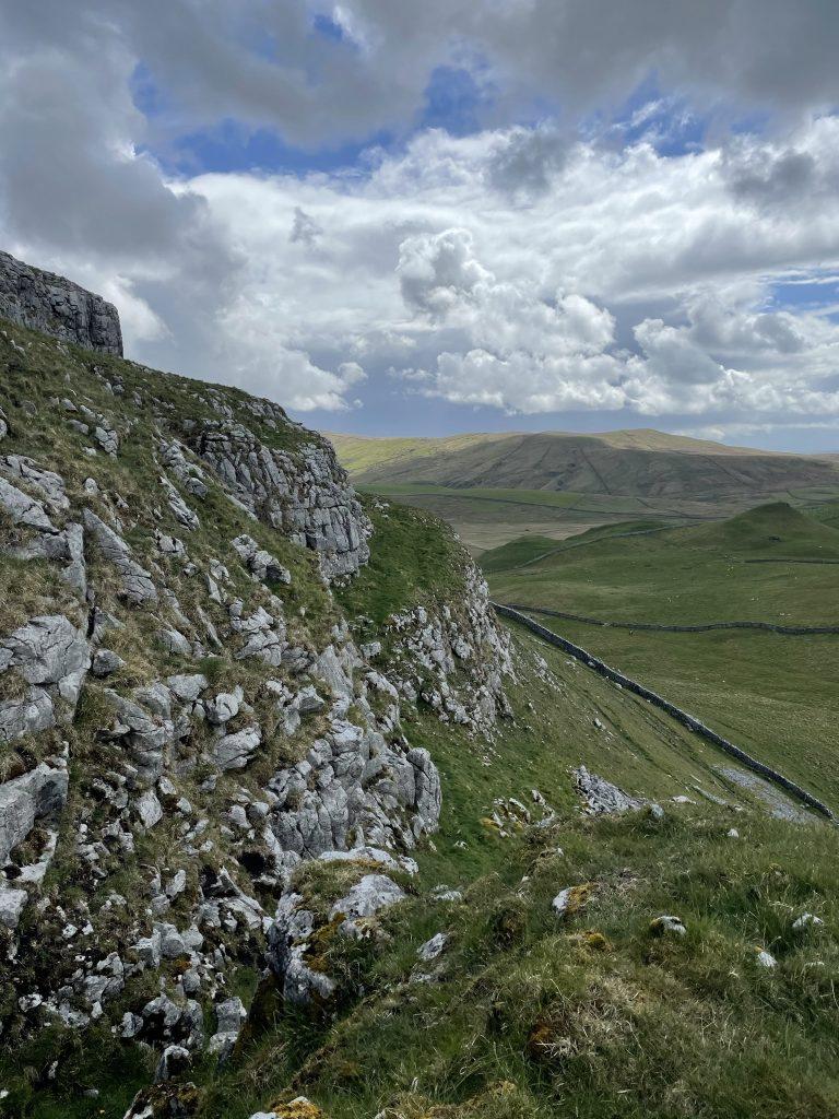 yorkshire limestone scenery