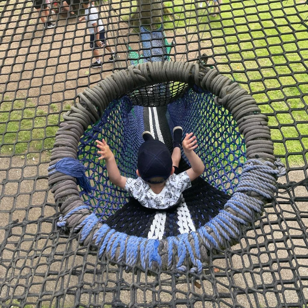 treetop nets at lightwater valley