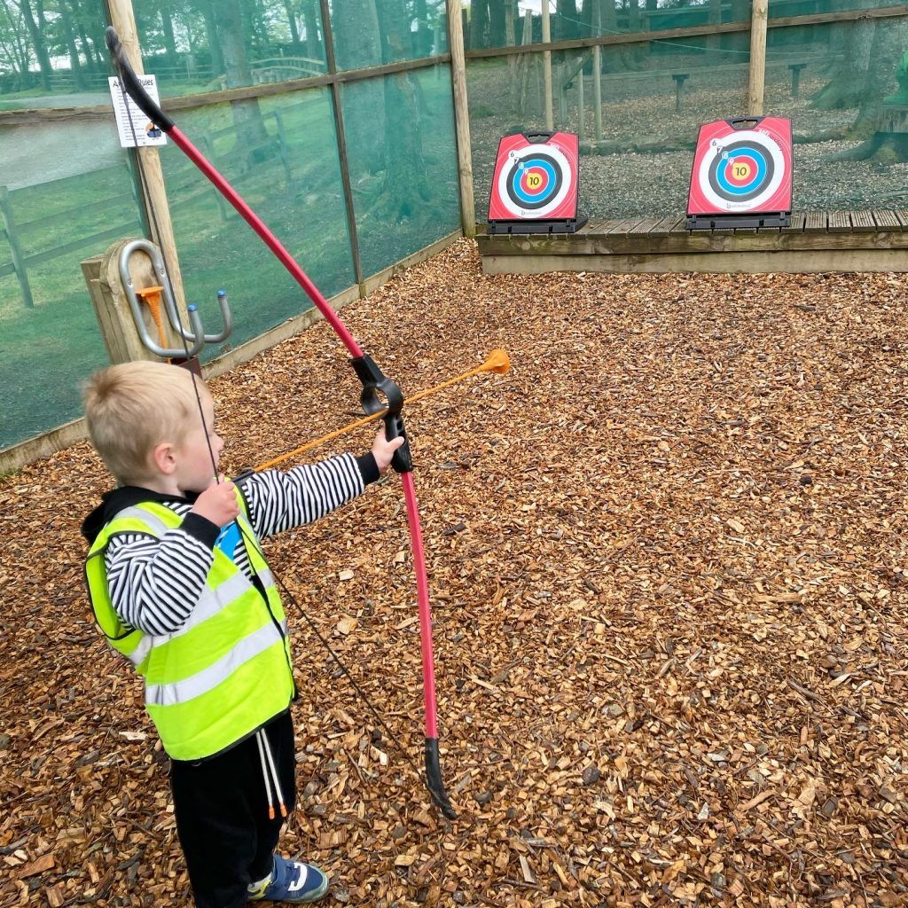 archery at rookery woods