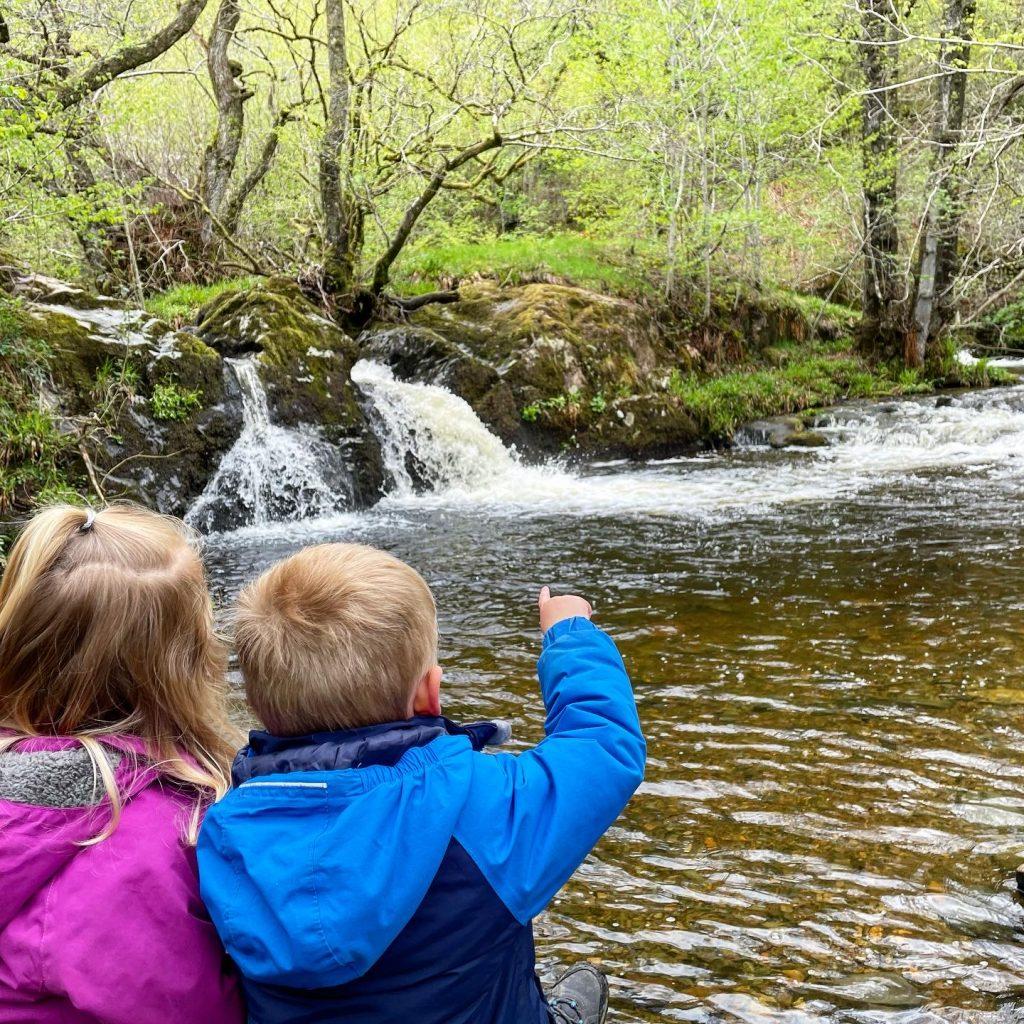 aira force waterfalls, ullswater